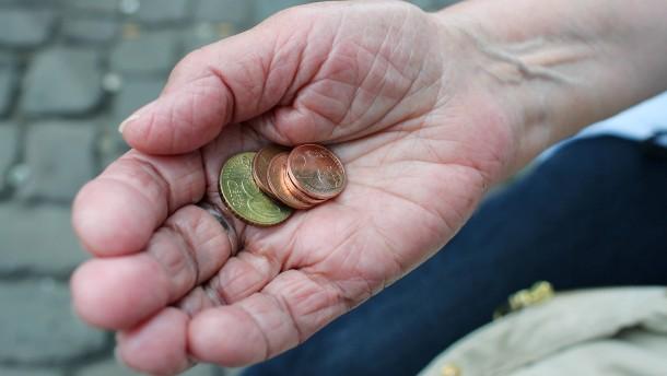 Geringverdiener sorgen kaum fürs Alter vor