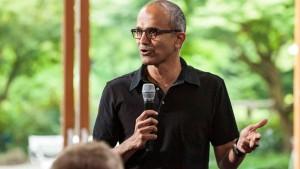 Cloud-Spezialist soll Microsoft-Chef werden