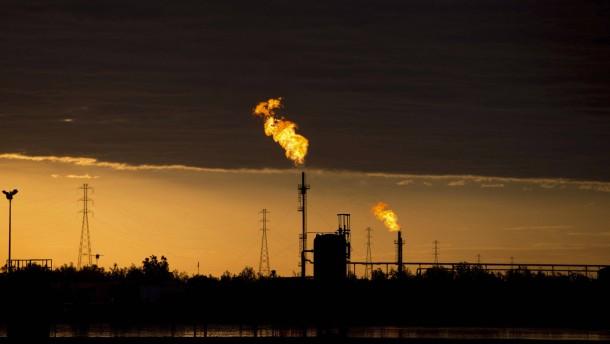 Ölpreiskollaps schockt die Finanzmärkte