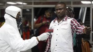 EU-Gesundheitsminister beraten über Kampf gegen Ebola