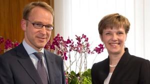 Erster Arbeitstag für neue Bundesbank-Vize Claudia Buch