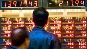 Börsen-Finsternis im Land der aufgehenden Sonne