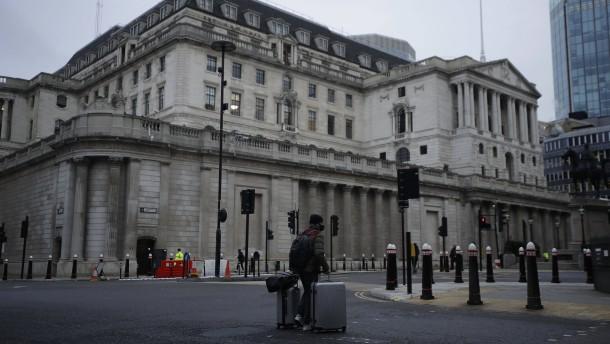 Selbstbewusste Notenbank
