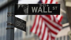 Wall-Street-Händler kassieren laut Studie weniger Boni