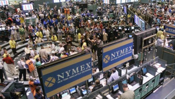 Große Nervosität an den Börsen