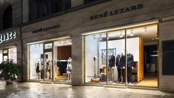 Modekonzern René Lezard stellt Insolvenzantrag