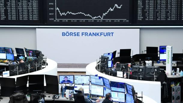 Die Deutsche Börse probiert es mit Nachhaltigkeit