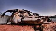 Wirkt unwirklich: Opal-Abbau in Coober Pedy, Australien