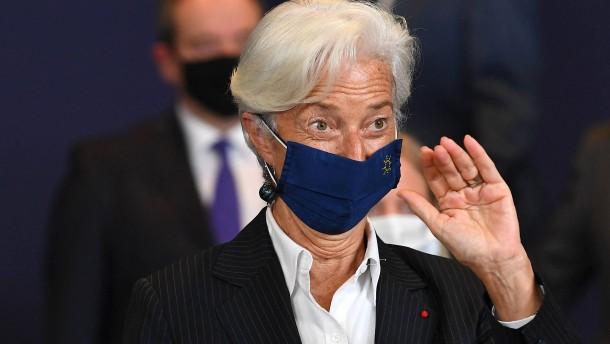 Lagarde erwartet Streit im EZB-Rat