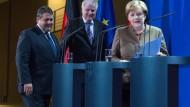 Koalitionspitzen einigen sich auf Kompromiss für Asylpaket II