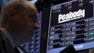 Der Energiekonzern Peabody muss sich den eigenen Schulden geschlagen geben.
