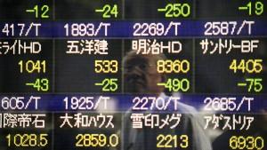 Finanzmärkte reagieren nur verhalten auf Terroranschläge von Paris