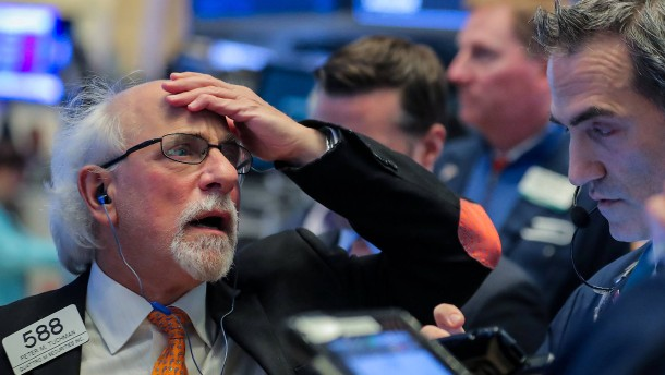 Apple fällt an der Börse in Ungnade