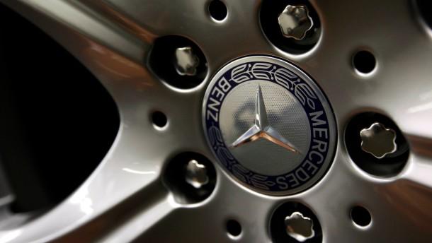 Daimler plant zusätzliches Werk für Kompaktwagen
