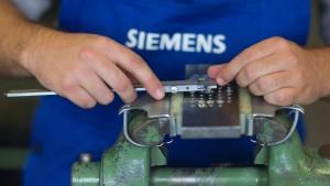 Siemens streicht 15.000 Stellen