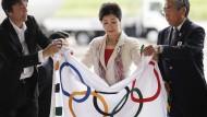Tokio will sich nun Tokio an billigeren Olympischen Spielen 2022 versuchen.