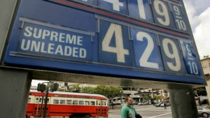 Amerikas Benzinverbrauch sinkt