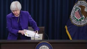 Nachgeschmack einer Zinserhöhung