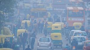 Schwere Diesel dürfen wieder nach Delhi
