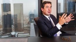 """""""Turbulenzen an der Börse sind gut"""""""