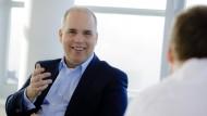 Telekom-Manager Dirk Wössner