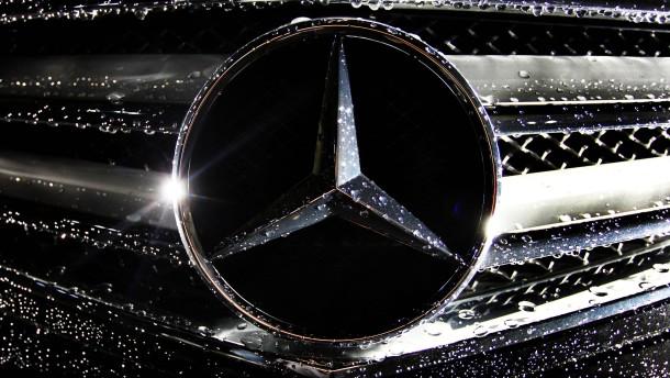Daimler legt Zahlen vor