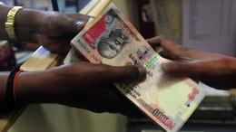 Heftige Turbulenzen erschüttern Indiens Börse