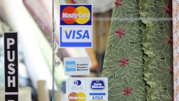 Tausende Kreditkarten gesperrt