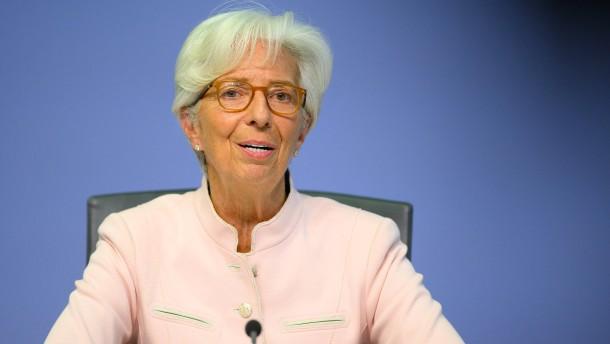 Lagarde lässt den Euro steigen