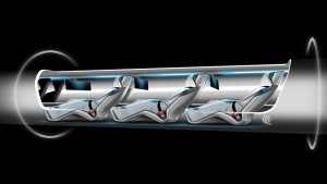 Mit Hyperloop von San Francisco nach LA in 35 Minuten