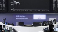 Anleger machen nach Dax-Rally Kasse