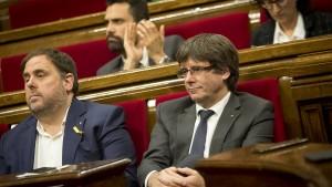 Katalonien-Krise spitzt sich weiter zu