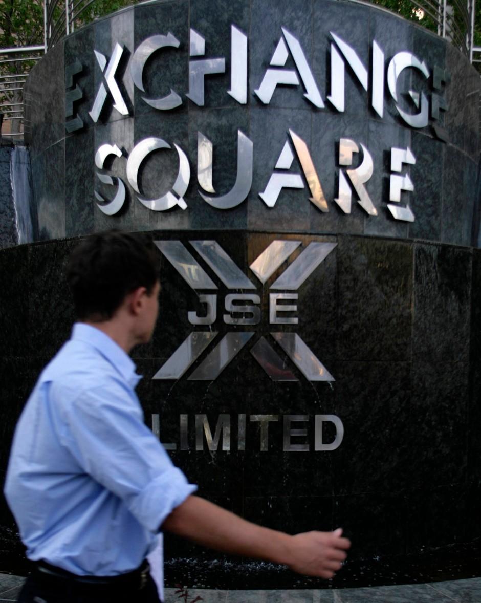 Die Johannesburger Börse ist bei afrikanischen Unternehmen weniger beliebt.