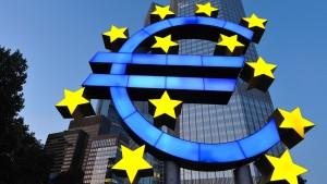 Südeuropas Banken weiter von EZB-Geld abhängig