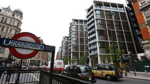 Superreiche zieht es weiter nach London