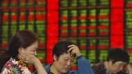 Chinas politische Börse