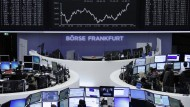 Dax-Anleger bleiben nervös