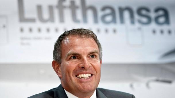 Neuer Konzernchef Spohr treibt Lufthansa-Aktien an