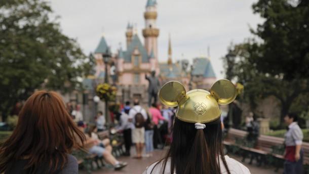 Disney baut Gewinn kräftig aus