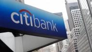 Citigroup kündigt weitere Milliarden-Belastung durch Rechtskosten an