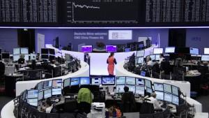 Dax-Anleger schalten wieder einen Gang zurück