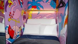 Übernachten in Japans Mini-Hotelzimmern