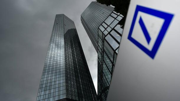 Kunden klagen über IT-Störung bei Deutscher Bank