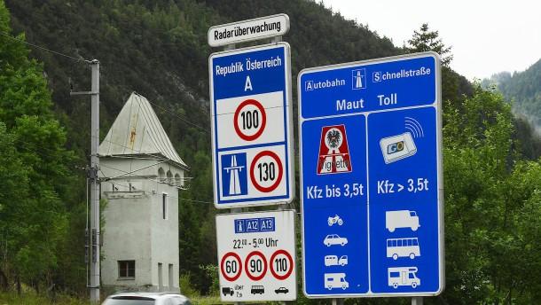 Nach Tirol verhängt auch Salzburg Fahrverbote