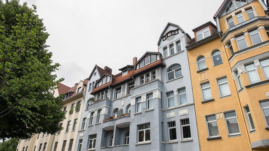 Wohnhäuser in Hannover
