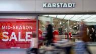 Karstadt-Mitarbeiter haben Angst vor weiteren Einschnitten