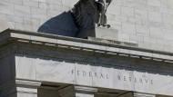 Retter in der Not: Gebäude der amerikanischen Notenbank Federal Reserve