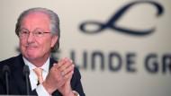 Ein Mann, viele Aufgaben - Lindes Aufsichtsratschef Wolfgang Reitzle