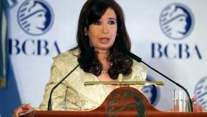 Amerikanischer Richter wirft Argentinien illegales Verhalten vor