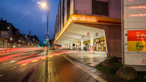 Benzinpreis steigt weniger stark als erwartet